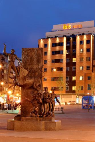 Ibis Madrid Centro las Ventas