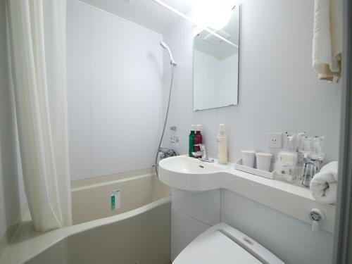 Ein Badezimmer in der Unterkunft APA Hotel Tokyo Kiba