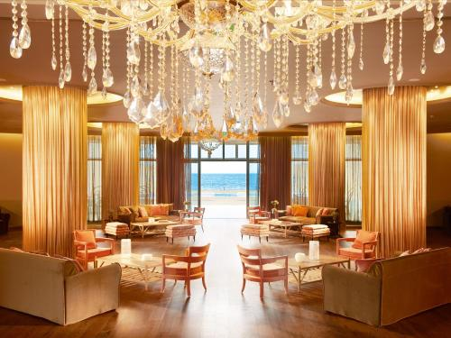 A restaurant or other place to eat at Grecotel Astir Alexandroupolis