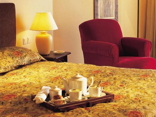 Breakfast options available to guests at Grecotel Grand Hotel Egnatia