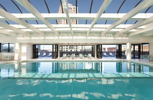 The swimming pool at or near The Whitley, a Luxury Collection Hotel, Atlanta Buckhead