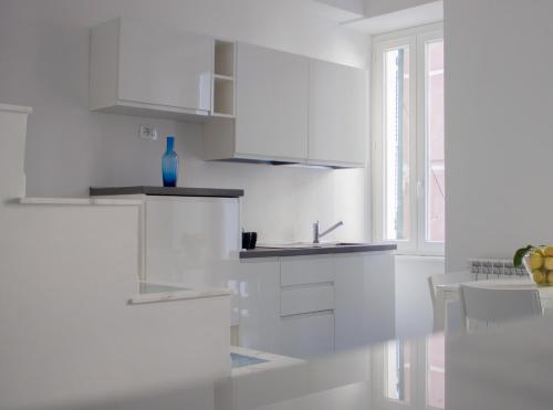 Cucina o angolo cottura di Cà dei Ciuà - Apartments for rent