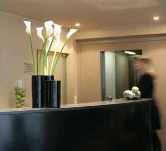 Lobby/Rezeption in der Unterkunft Hotel Ottheinrich