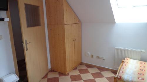 Ванная комната в Pension Camp Prager