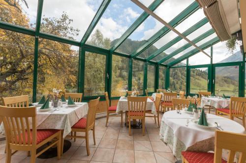 Restaurace v ubytování Seiterhof