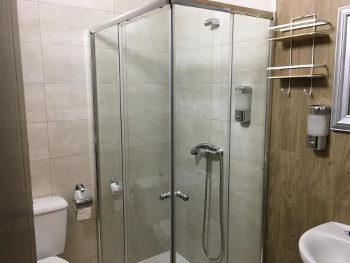 Un baño de Hosteria Verahouse