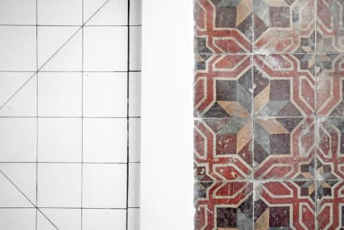 The floor plan of T.G studio