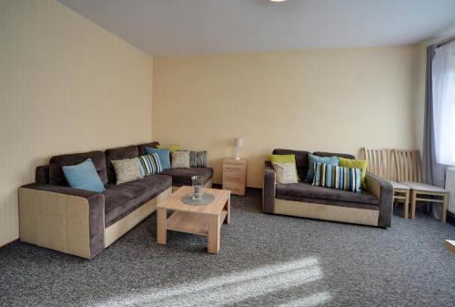 Część wypoczynkowa w obiekcie Apartamenty Sun Seasons 24 - Karpacz Centrum