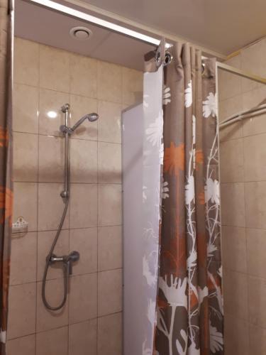 Ванная комната в Hostel Brigit na Ladojskoy