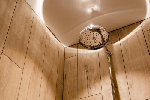 A bathroom at Casa Lavanda