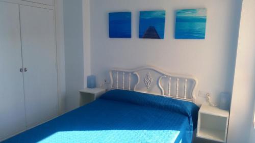 Cama o camas de una habitación en Corbeta 812