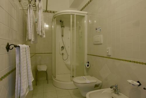Bagno di Hotel A Pinnata