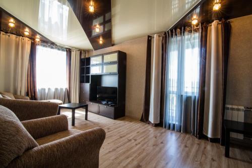 Гостиная зона в Kirova 115