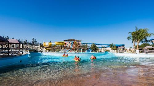 Piscine de l'établissement Aqua Fun Club All inclusive ou située à proximité