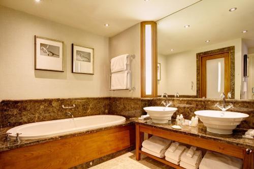 A bathroom at The Chester Grosvenor