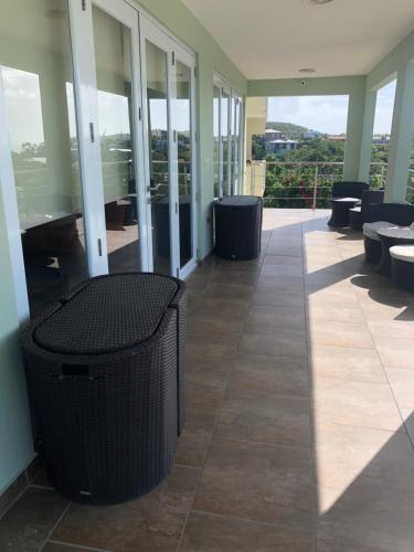 The lobby or reception area at Villa Ensenada Honda