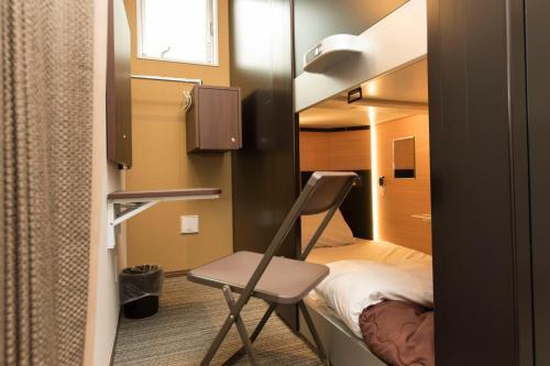 Rumah Bagus Asakusaにある二段ベッド