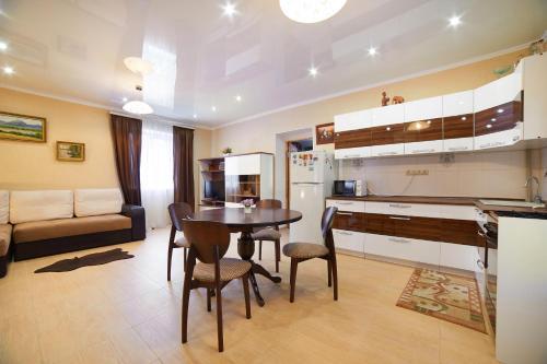 Кухня или мини-кухня в Дом для отпуска Вилла Ефимия