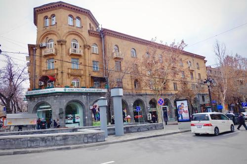 Abovyan Avenue Apt & Tour