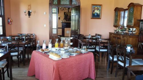 Un restaurant u otro lugar para comer en Villa Art Hotel Boutique