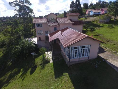 A bird's-eye view of Casa Alto do campo