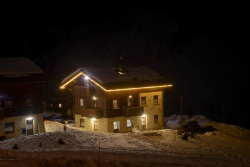 Chalet Li Baita A v zimě