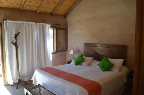 A bed or beds in a room at Vientonorte