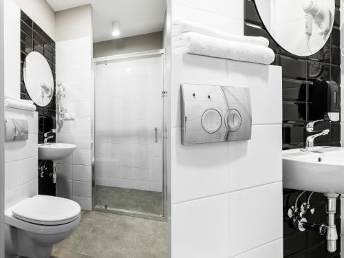 Łazienka w obiekcie Gdynia Centrum