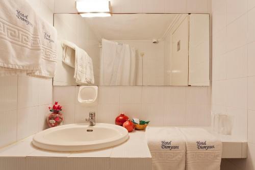 A bathroom at Dionyssos