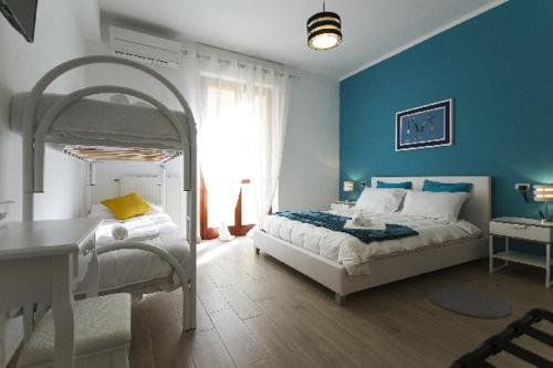 A bed or beds in a room at Antale