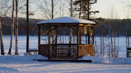 Resort Forelka зимой