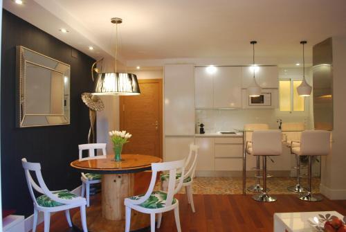 Una cocina o zona de cocina en Neverending Beach