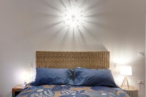 Letto o letti in una camera di Angeli in Costa San Giorgio