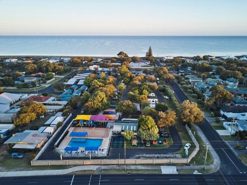 A bird's-eye view of BIG4 Breeze Holiday Parks - Busselton