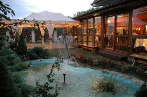 The swimming pool at or near Hotel Bona