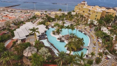 Vista aerea di Adrián Hoteles Jardines de Nivaria