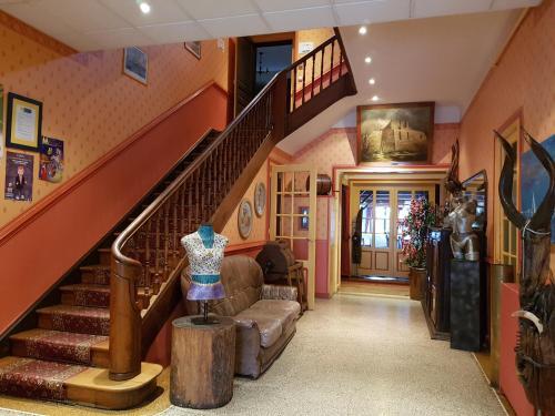 Hotel Restaurant La Sirene Etain, France