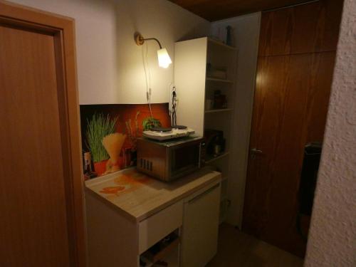 A bathroom at Haus Weschke