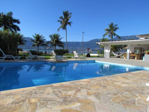 Бассейн в Hotel Guarda Mor или поблизости