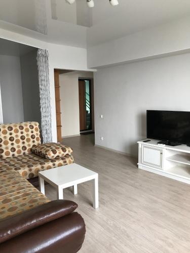 Гостиная зона в Apartment on Chuykova 37