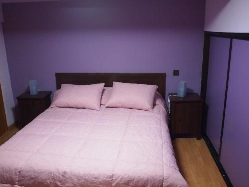 A bed or beds in a room at Minaya