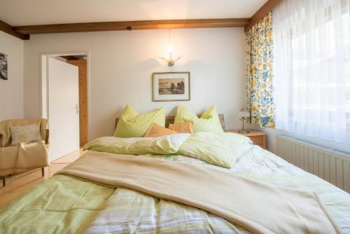 Ein Bett oder Betten in einem Zimmer der Unterkunft Apartment Anny