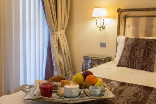 Breakfast options available to guests at Hotel Atlantic Palace