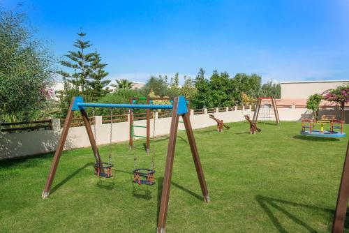 Children's play area at Iberostar Creta Panorama & Mare