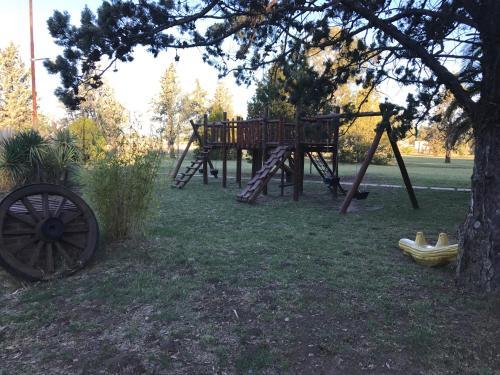 Zona de juegos para niños en El Remanso