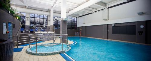 The swimming pool at or near Village Hotel Warrington