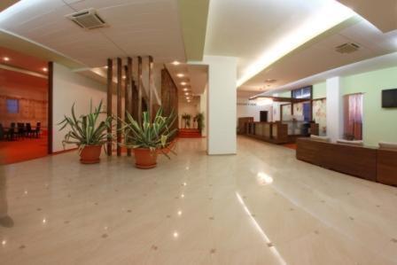 Zona de hol sau recepție la Hotel Sydney
