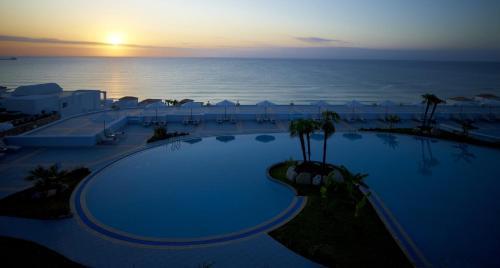 The swimming pool at or near Atrium Prestige Thalasso Spa Resort & Villas