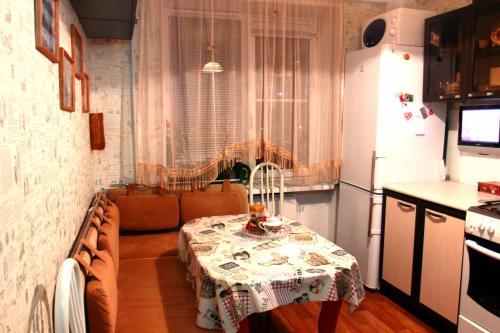 Ресторан / где поесть в Apartments at Kondratyevskiy 75 block 2