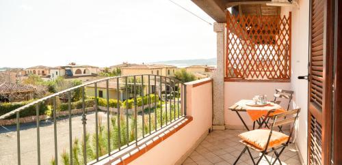 Balcone o terrazza di Casa Danilo